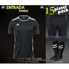 Adidas Entrada Kit
