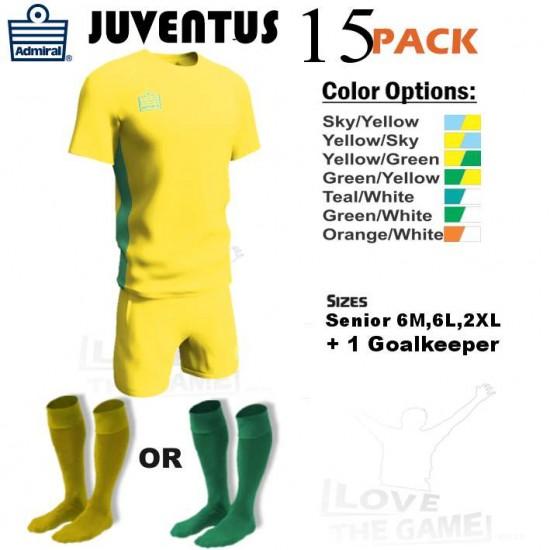 Admiral Juventus Kit