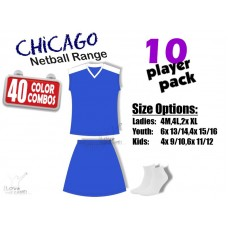 Chicago Netball Kit