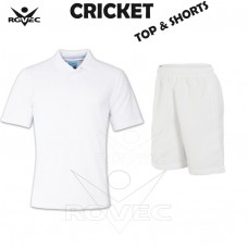 Rovec Cricket Top and Shorts