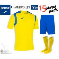 Joma Championship V Kit