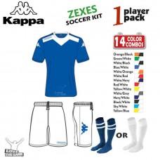 Kappa Zexes Single Player Set