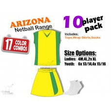 Arizona Netball Kit