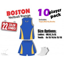 Boston Netball Kit