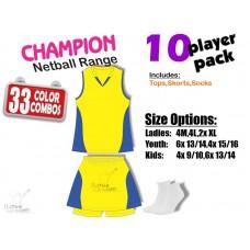 Champion Netball Kit