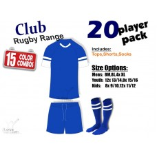 Club Rugby Kit