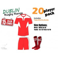 Dublin Rugby Kit