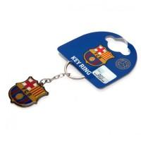 Barcelona F.C. Keyring