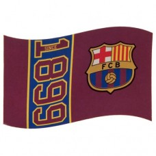 Barcelona F.C. Flag