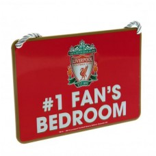 Liverpool F.C. Bedroom Sign